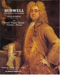Maj Lewis Burwell, II