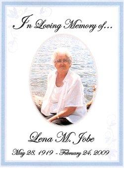 Lena M. <i>Jennings</i> Jobe