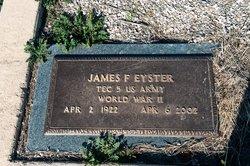 James Forrester Frosty Eyster
