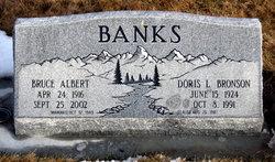 Bruce Albert Banks