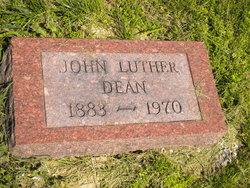 John Luther Dean