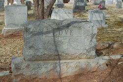 Minnie <i>Clifton</i> Love