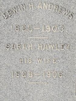 Sarah <i>Hawley</i> Andrews