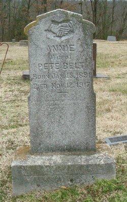 Annie Belt