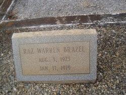 Raz Warren Brazel