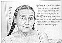 Esther Susan Grannie <i>Kirkbride</i> Udell