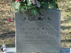 J Woodrow Walker
