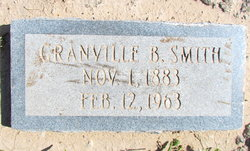 Granville Beverly Smith