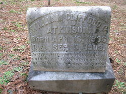 William Clifford Atkinson