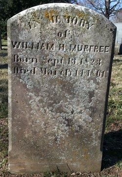 William Murfree