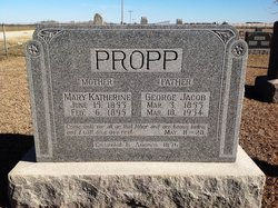Mary Katherine Propp