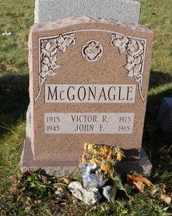 John F McGonagle