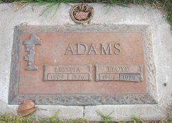 Letitia M. Adams