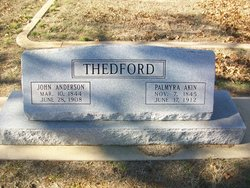 John Anderson Thedford