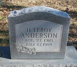 Harrison Leroy Anderson