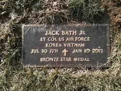 Jack Bath, Jr