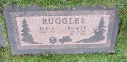 Ronald Raymond Ron Ruggles