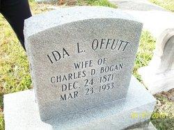Ida Lenora <i>Offutt</i> Bogan