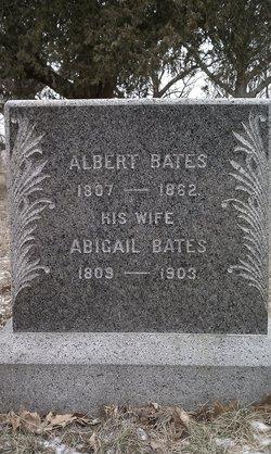 Abigail <i>Whiting</i> Bates