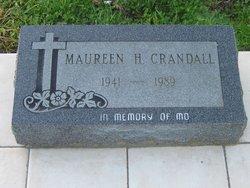 Helen Maureen Mo <i>Byrne</i> Crandall