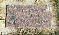 Freda Bertha Firl