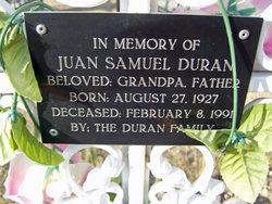 Juan Samuel Duran