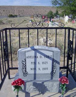 Adelina <i>Ortiz</i> Coriz