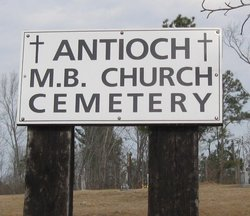 Antioch M.B. Church Cemetery -African American