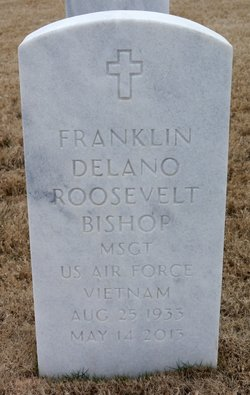 Franklin Delano Roosevelt Bishop