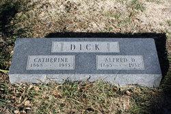 Catherine Caroline <i>Ribblett</i> Dick