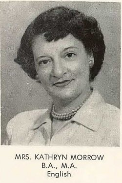 Mary Kathryn Kathryn <i>Stubblefield-Morrow</i> Botkin