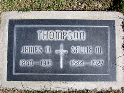 Sallie M. <i>Thompson</i> Morrow