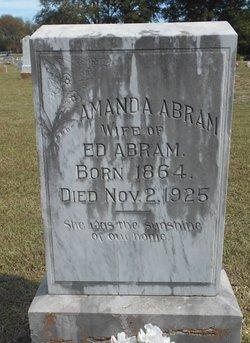 Amanda Abram