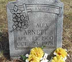 Alex Arnett