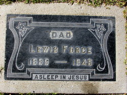 James Lewis Force