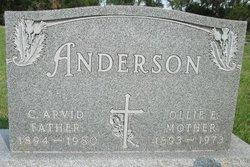 C Arvid Anderson