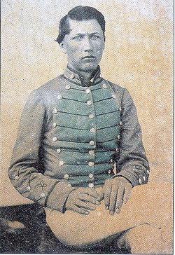 Pvt William E. Newlin