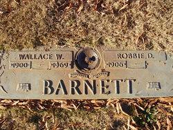Robbie <i>Dove</i> Barnett