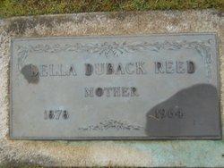 Atha Della Della <i>Stone</i> Duback Reed