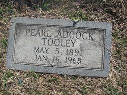 Pearl <i>Adcock</i> Tooley