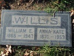 Anna Kate <i>Youngken</i> Willis