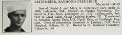Raymond Frederick Reitemeier