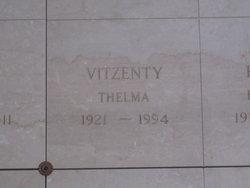Thelma S. <i>Arch</i> Vitzenty