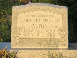 Loretta Aston
