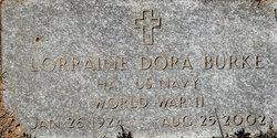 Lorraine Dora Burke