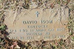 Spec David Isom