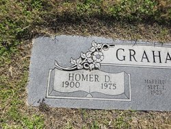 Homer Dee Graham