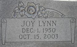 Joy Lynn <i>Applegate</i> Rashendorfer