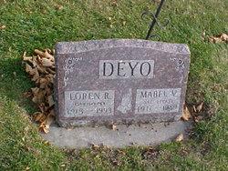 Mabel V. <i>Firari~Ehlert</i> Deyo