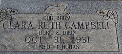 Clara Ruth Campbell